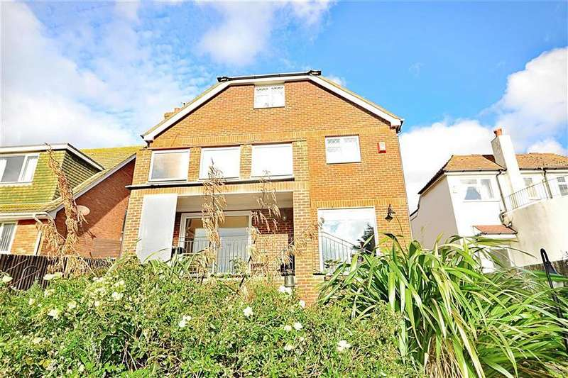 6 Bedrooms Detached House for sale in Wicklands Avenue, Saltdean, Brighton, East Sussex
