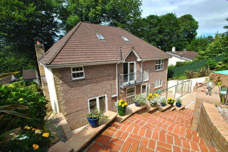 6 Bedrooms Detached House for sale in Old Rectory Drive, St. Columb Major