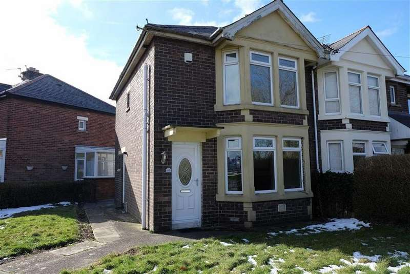 3 Bedrooms Semi Detached House for sale in Meggitt Road, Barry, Vale Of Glamorgan