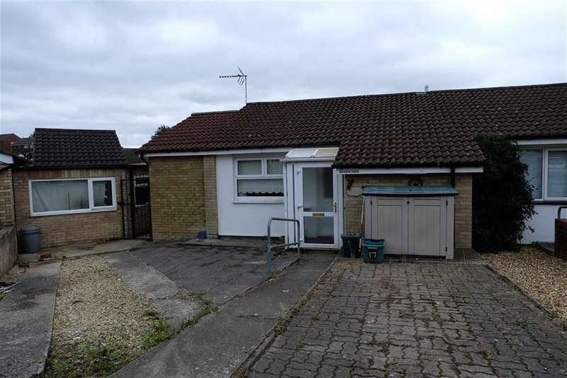 2 Bedrooms Semi Detached Bungalow for sale in Marloes Close, Barry, Vale Of Glamorgan