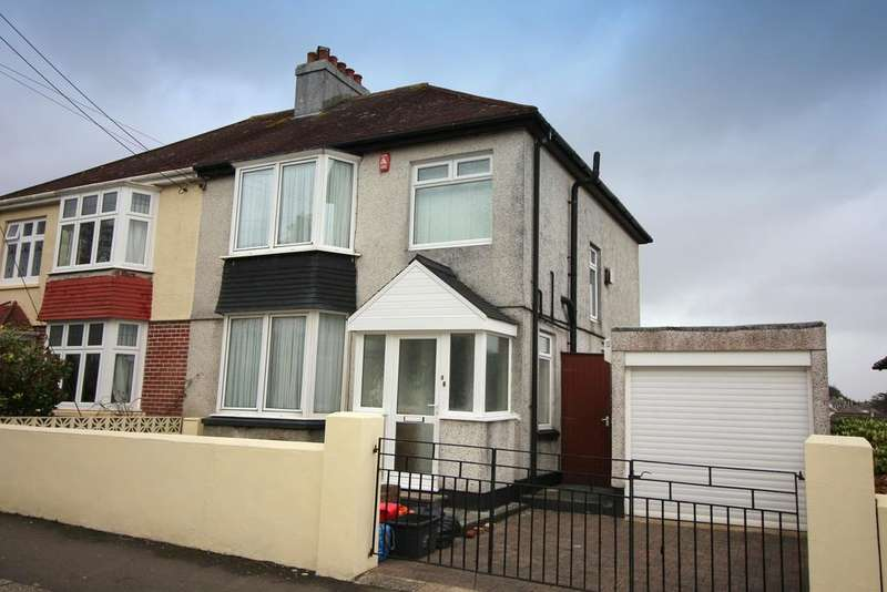 3 Bedrooms Semi Detached House for sale in Beatrice Avenue