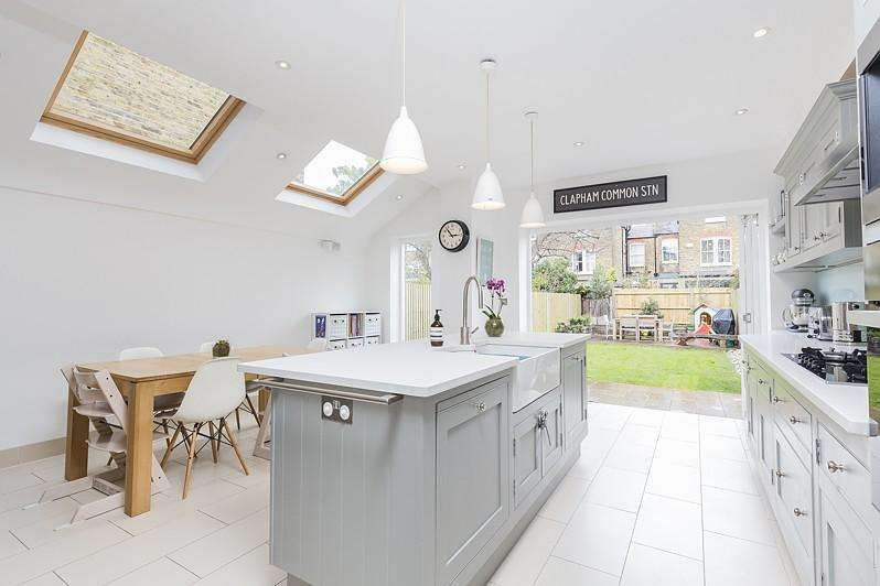5 Bedrooms House for rent in Crescent Lane, Clapham, London, SW4