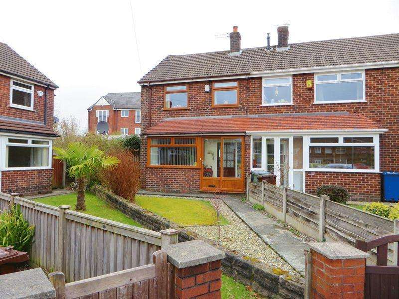 3 Bedrooms End Of Terrace House for sale in Blenmar Close, Radcliffe M26 2XE