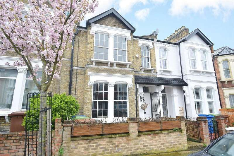 3 Bedrooms Terraced House for sale in Rosenthorpe Road, Nunhead, London, SE15