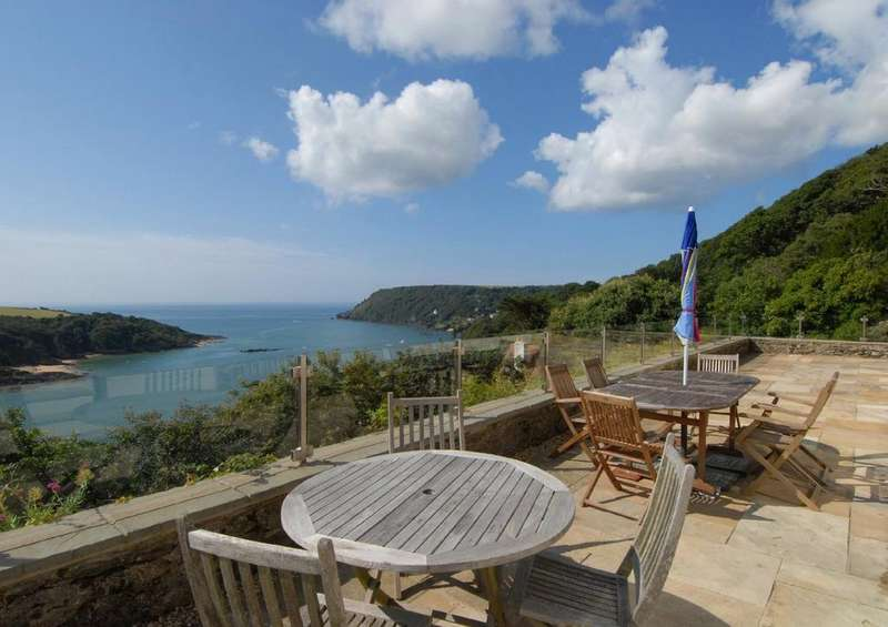 7 Bedrooms Detached House for sale in Devon Road, Salcombe, Devon, TQ8