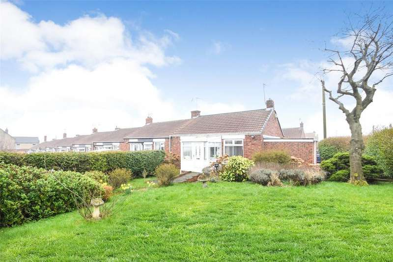 2 Bedrooms Bungalow for sale in The Avenue, Seaham, Co Durham, SR7
