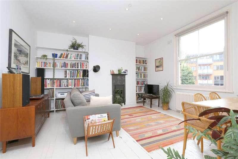 2 Bedrooms Maisonette Flat for sale in Amhurst Road, London, E8