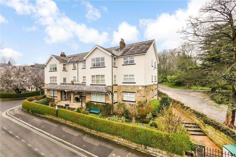 3 Bedrooms Apartment Flat for sale in Swan Court, York Road, Harrogate, North Yorkshire