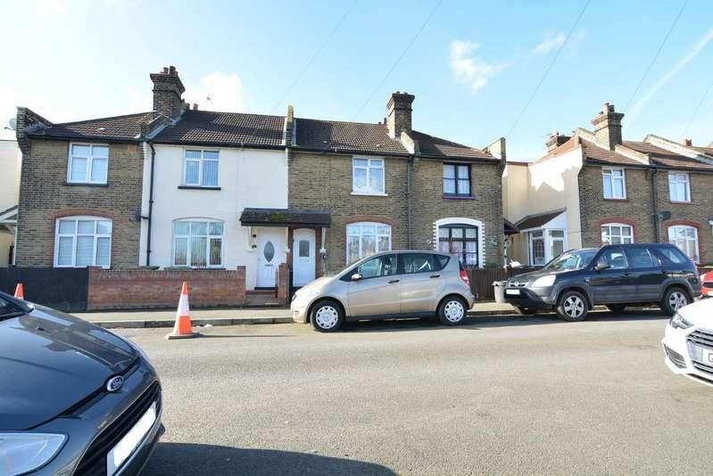 3 Bedrooms Terraced House for sale in Oak Road, Slade Green, London, DA8 2NL