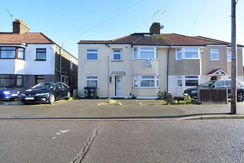 4 Bedrooms Semi Detached House for sale in Avondale Road, Welling, London, DA16 1NQ