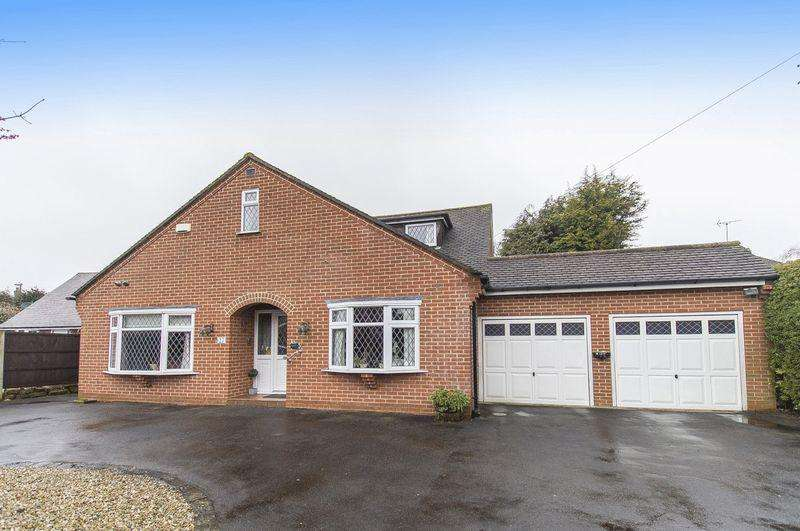 3 Bedrooms Detached Bungalow for sale in ROWLEY LANE, LITTLEOVER