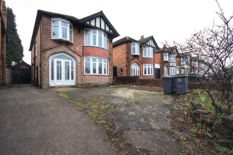 4 Bedrooms Detached House for sale in Derby Road, Beeston, Nottingham, NG9