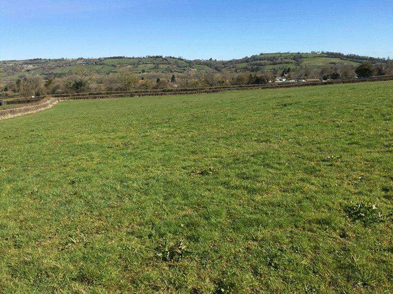 Land Commercial for sale in Auction - 3.00 acres Land at Ubley, nr Blagdon, Bristol, BS40 6PE