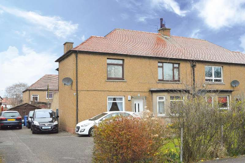 2 Bedrooms Flat for sale in Oxgang Road, Grangemouth, Falkirk, FK3 9BZ