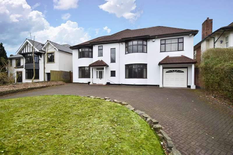 4 Bedrooms Detached House for sale in Sheepfoot Lane, Prestwich, Manchester, M25