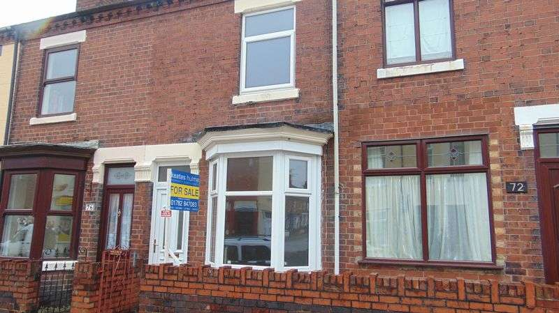 2 Bedrooms Property for sale in Masterson Street, Stoke-On-Trent