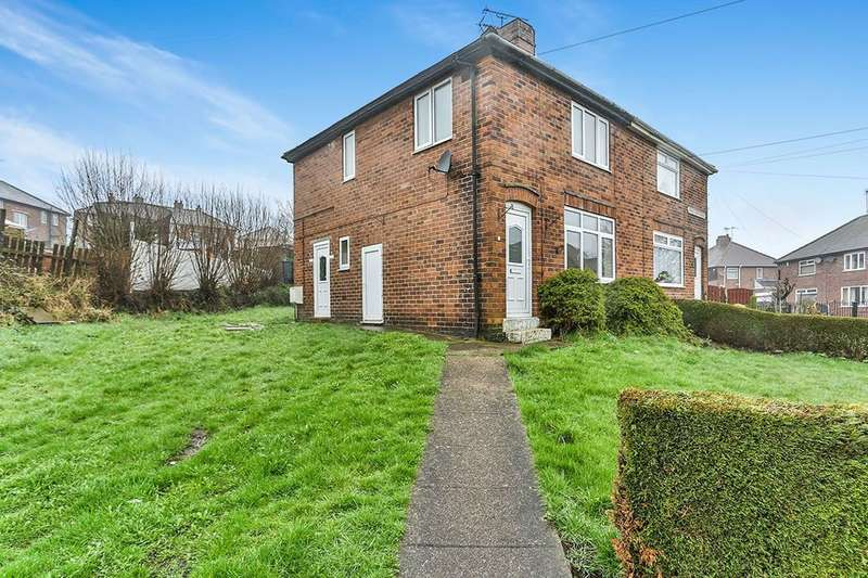 3 Bedrooms Semi Detached House for sale in Woodlands Avenue, Beighton, Sheffield, S20
