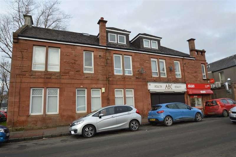 3 Bedrooms Maisonette Flat for sale in Gavin Street, Motherwell