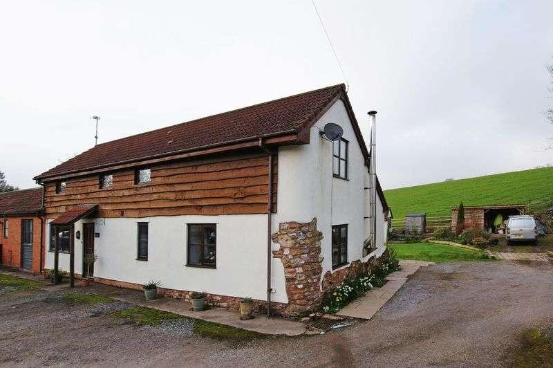 3 Bedrooms Property for sale in Orway Farm Kentisbeare, Cullompton