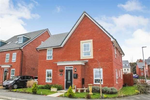 4 Bedrooms Detached House for sale in Fairclough Drive, Tarleton, Preston, Lancashire