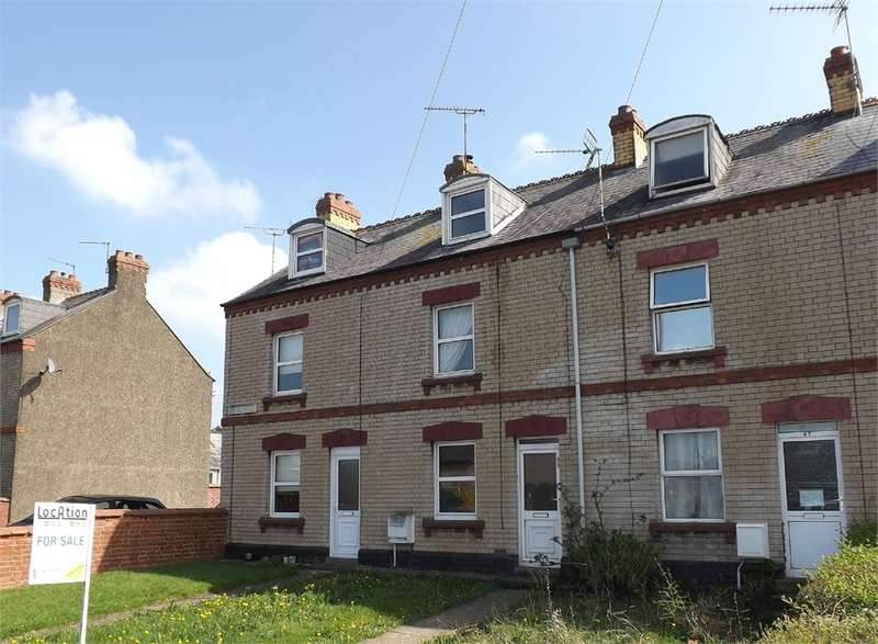 3 Bedrooms Terraced House for sale in Gloucester Road, Stonehouse, Gloucestershire