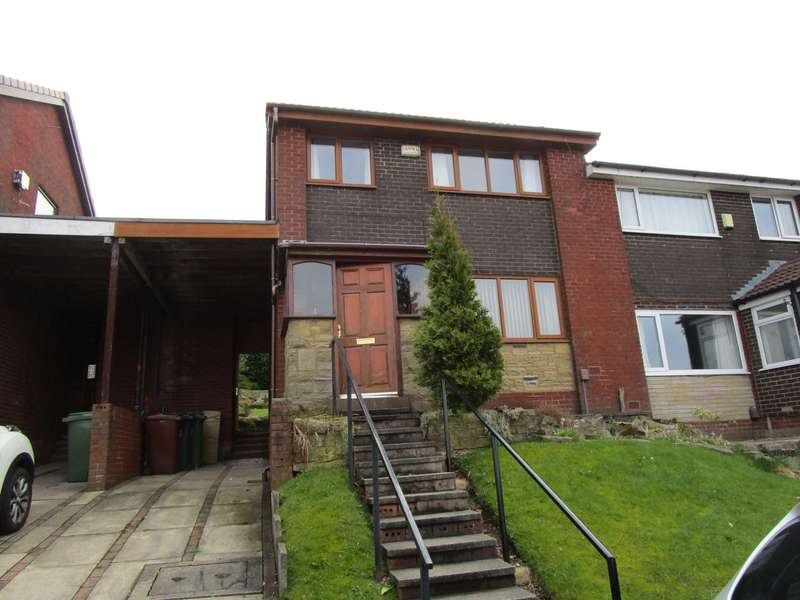 3 Bedrooms Semi Detached House for sale in Harewood Road, Shaw