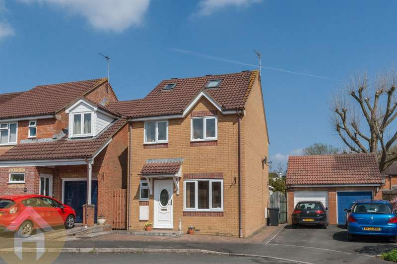 4 Bedrooms Detached House for sale in Richards Close, Royal Wootton Bassett, SN4