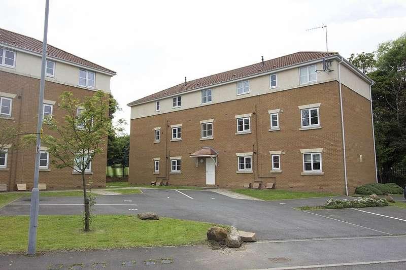 2 Bedrooms Apartment Flat for sale in Burdon Court, Horden, Peterlee, Durham, SR8 4JA