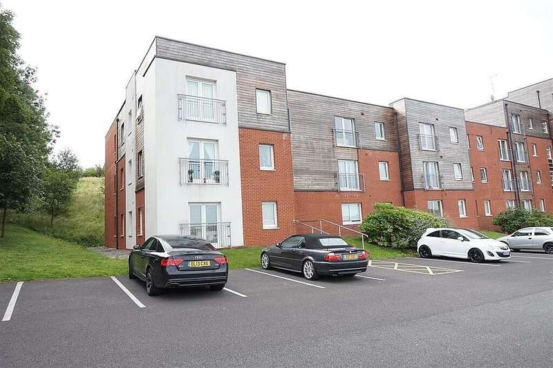 1 Bedroom Apartment Flat for sale in Lancashire Court, Federation Road, Stoke-on-Trent, Staffordshire, ST6 4HX
