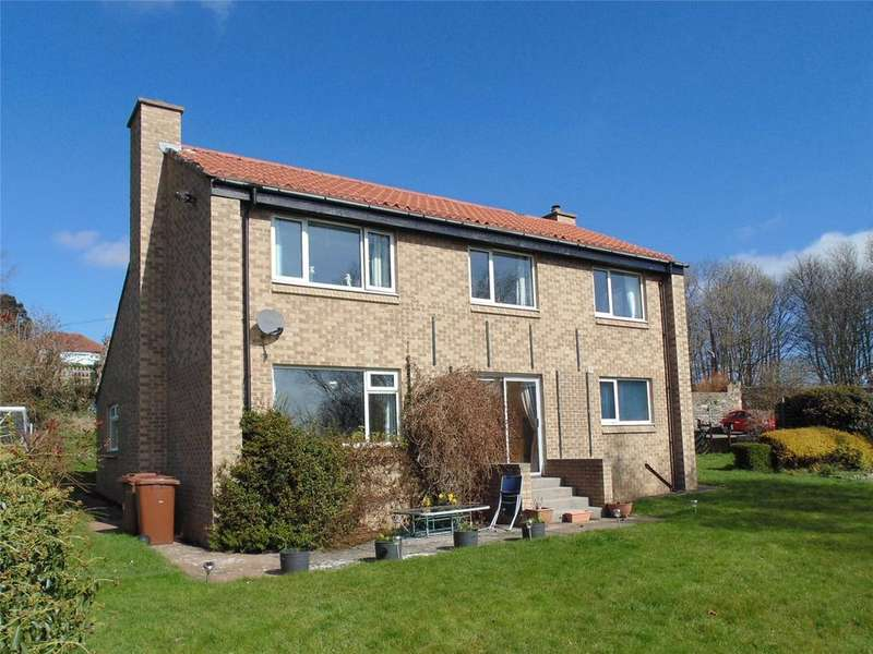 4 Bedrooms Detached House for rent in North Bank, Belford, Northumberland, NE70