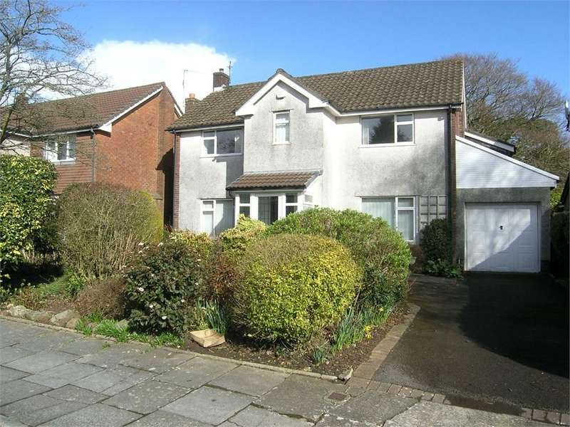 4 Bedrooms Detached House for sale in Rannoch Drive, Cyncoed, Cardiff