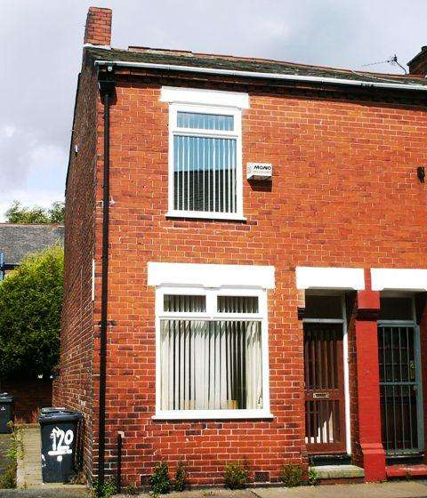 2 Bedrooms End Of Terrace House for sale in Brailsford Road, Fallowfield, Manchester M14