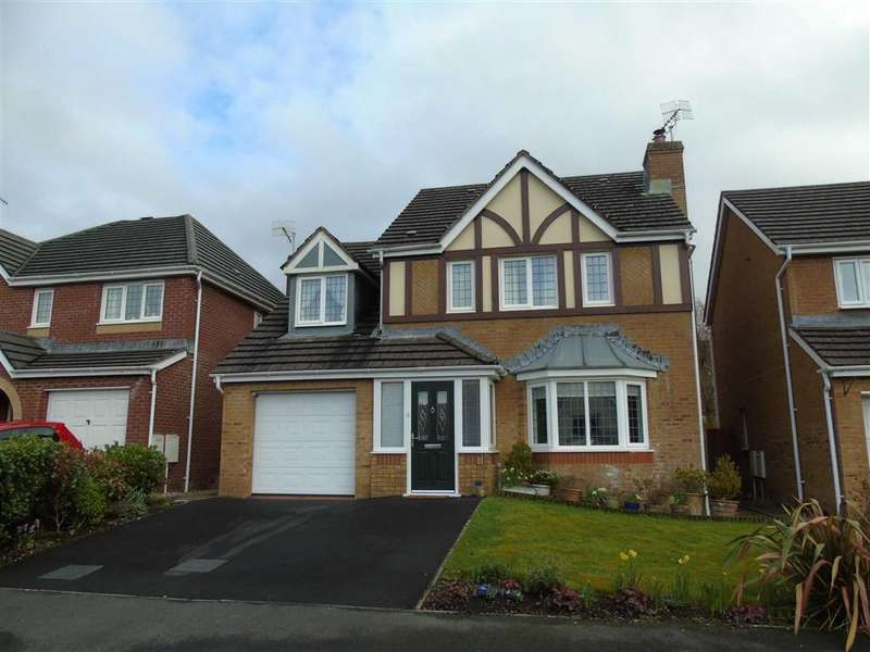 4 Bedrooms Detached House for sale in Golwg Y Tywyn, Burry Port