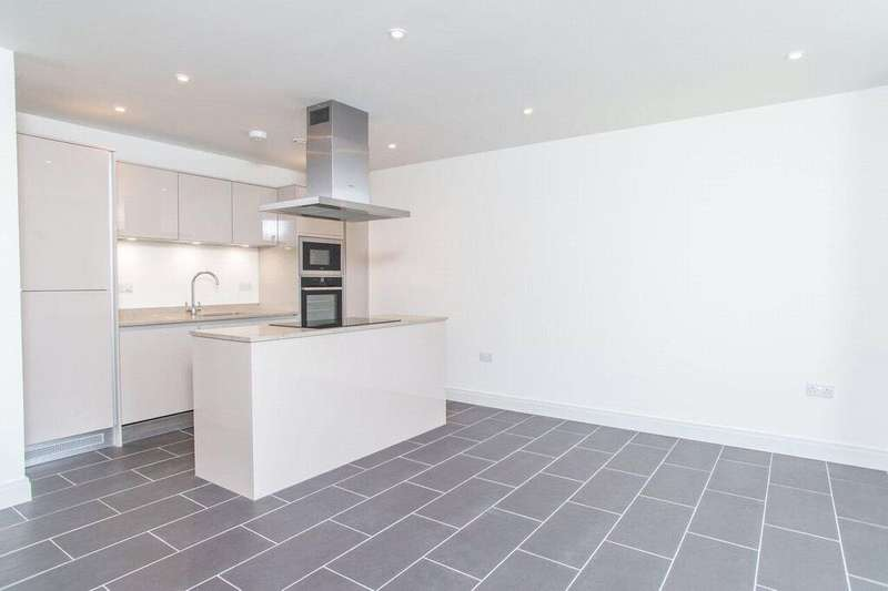 2 Bedrooms Flat for sale in St Thomas's Place, Old Ruttington Lane, Canterbury, CT1
