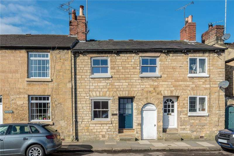 2 Bedrooms Unique Property for sale in Croft Cottage, Front Street, Bramham, Wetherby