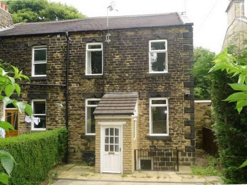 2 Bedrooms Terraced House for sale in Edroyd Place, Farsley