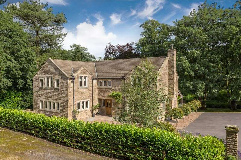 5 Bedrooms Detached House for sale in Bracewell, Skipton, North Yorkshire, BD23