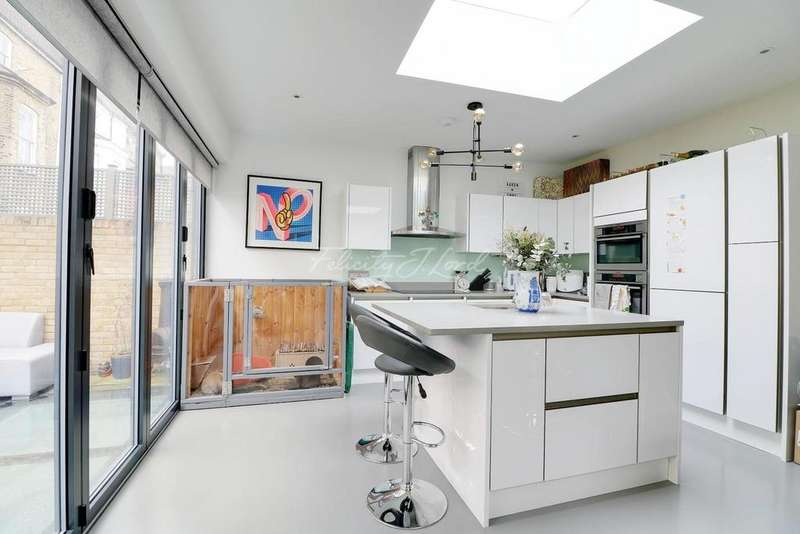 2 Bedrooms Detached House for sale in David Mews, Greenwich, London, SE10