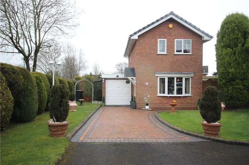 2 Bedrooms Detached House for sale in Billingham Close, Solihull, West Midlands, B91
