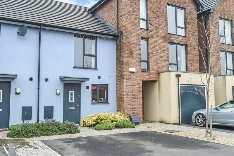 2 Bedrooms Terraced House for sale in Portland Drive, Barry