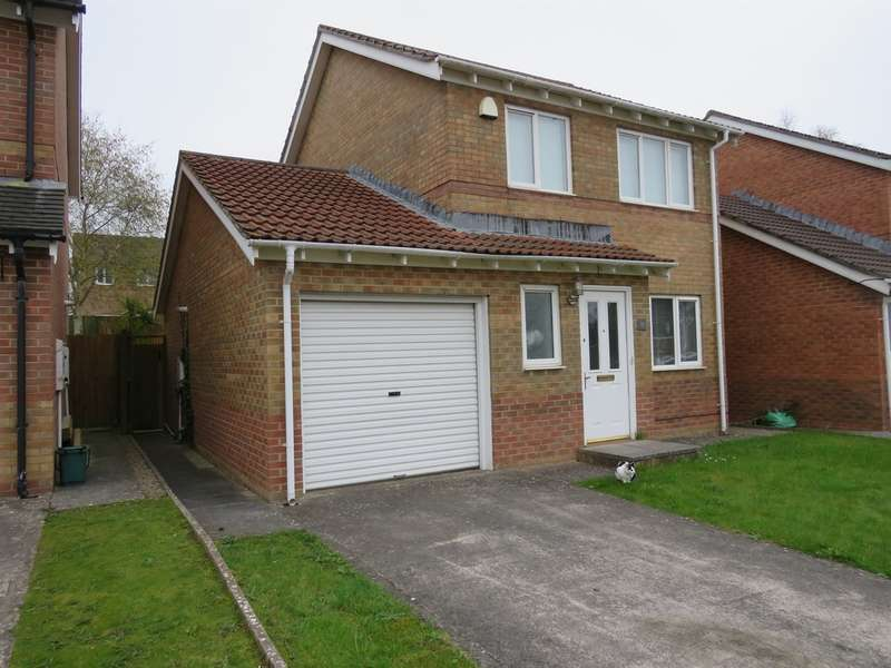3 Bedrooms Detached House for sale in Heol Corswigen, Barry