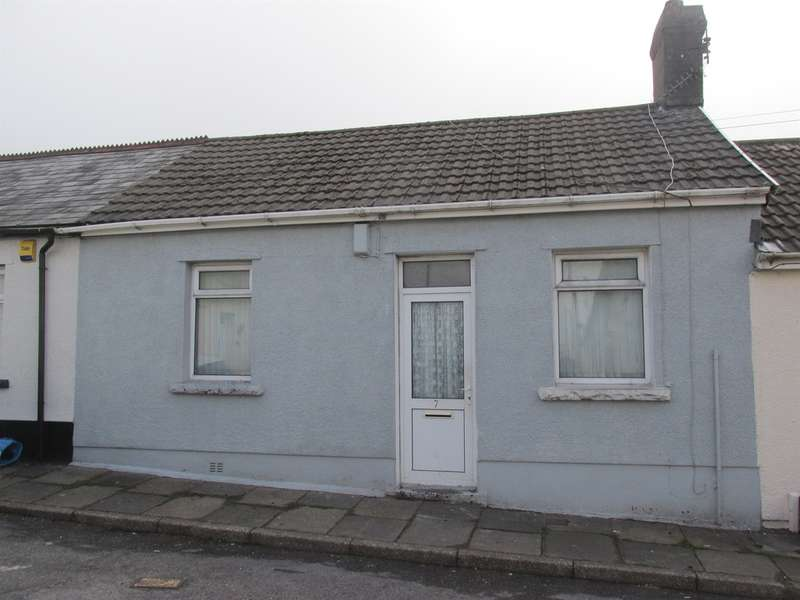 2 Bedrooms Terraced Bungalow for sale in Alphonso Street, Dowlais, Merthyr Tydfil