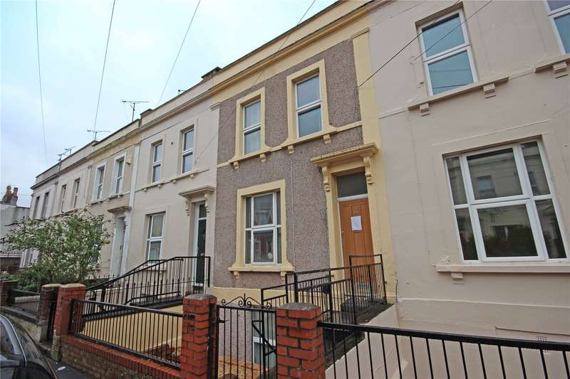1 Bedroom Flat for sale in Argyle Road St. Pauls Bristol BS2