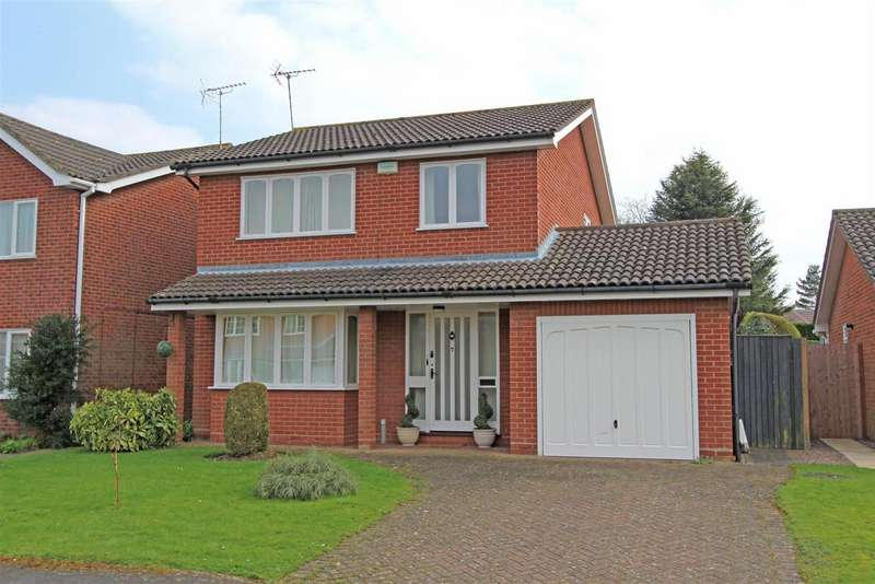 3 Bedrooms Property for sale in Bryony Gardens, Bourne