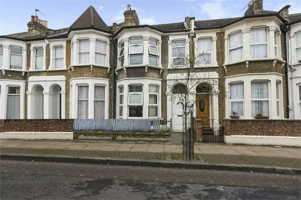 3 Bedrooms Terraced House for sale in Prince George Road, London