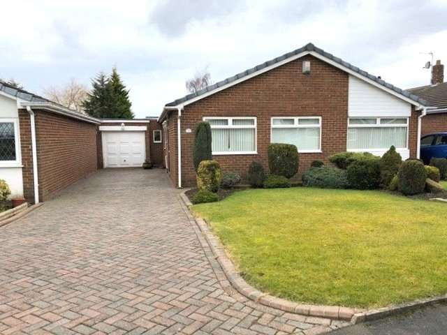 3 Bedrooms Bungalow for sale in Rookery Gardens, Rushyford, Ferryhill, DL17