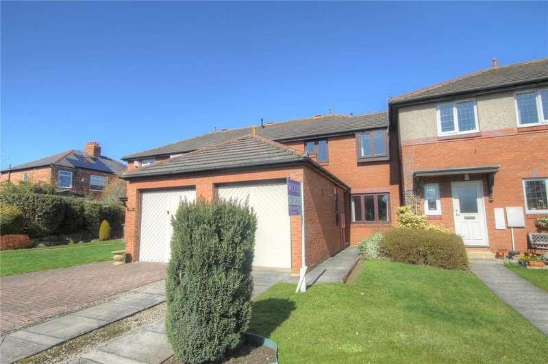 3 Bedrooms Terraced House for sale in Courtlands Road, Darlington, DL3