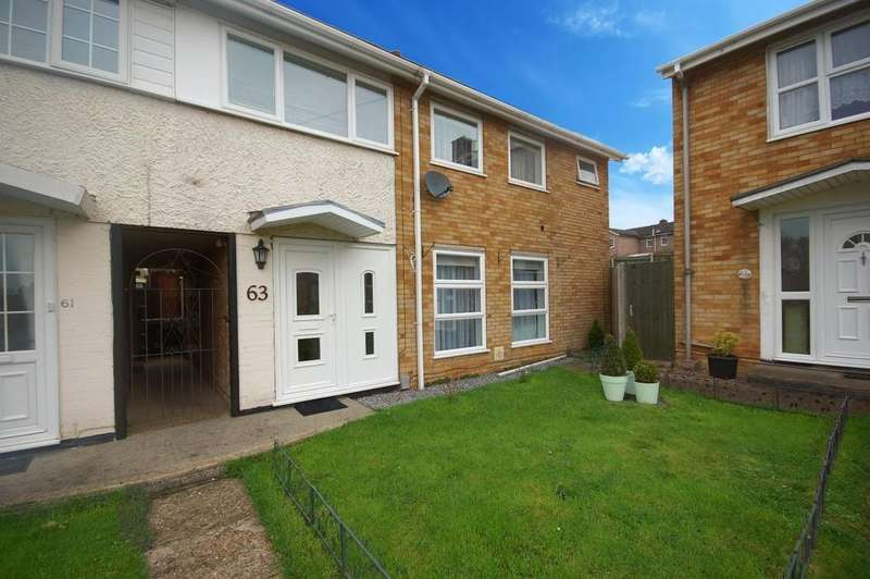 4 Bedrooms End Of Terrace House for sale in Featherston Road, Stevenage