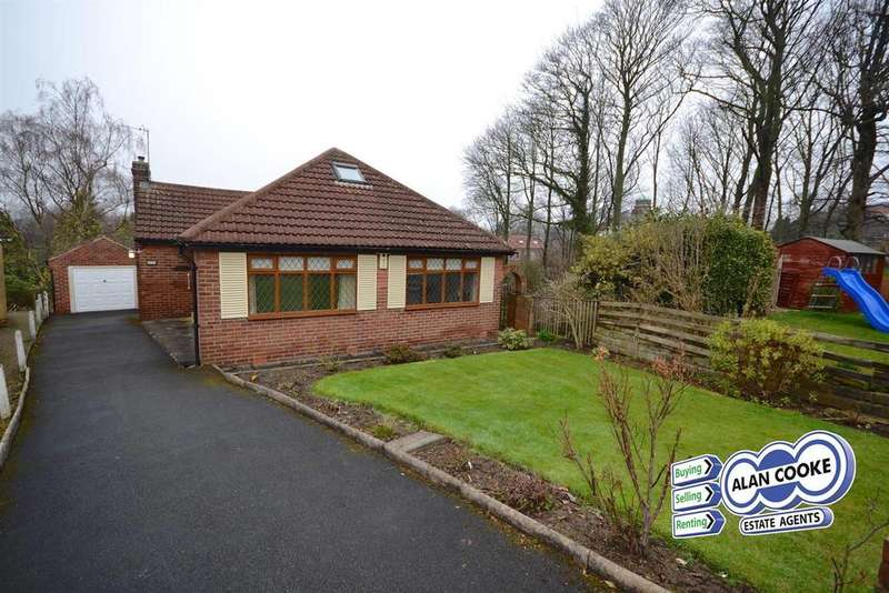 2 Bedrooms Detached Bungalow for sale in Allerton Grange Walk, Moortown
