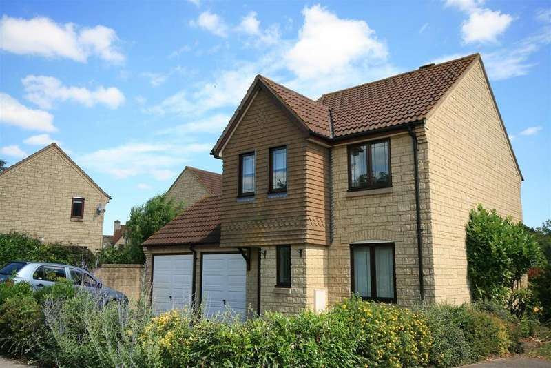 3 Bedrooms Detached House for sale in The Old Batch, Bradford-On-Avon
